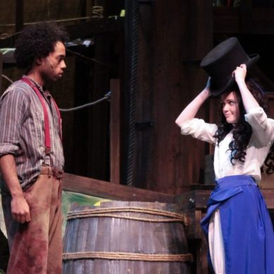 Review: PETER AND THE STARCATCHER at Metropolis Performing Arts Centre