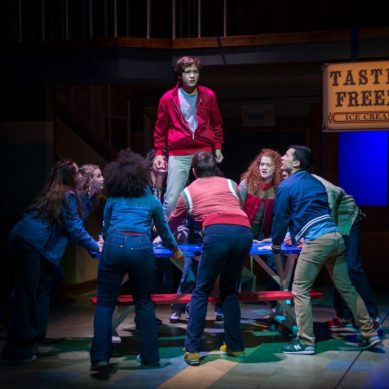 Review: TREVOR THE MUSICAL at Writers Theater