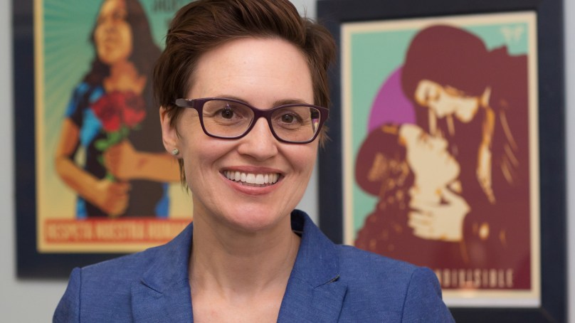 Megan Carney Named New Artistic Director of About Face