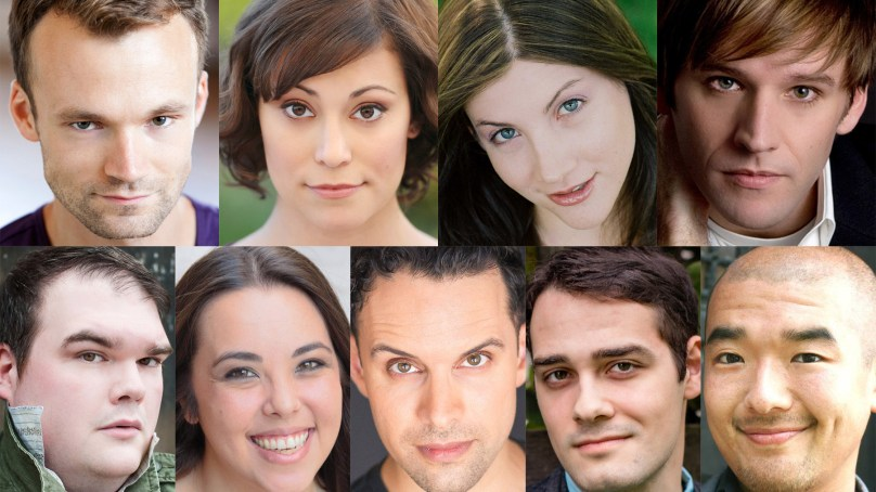 Black Button Eyes Productions has NEVERMORE Cast & Creatives