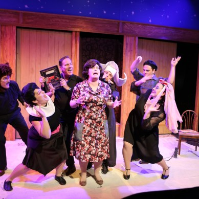 Review: BEWILDERED at Hell in a Handbag Productions