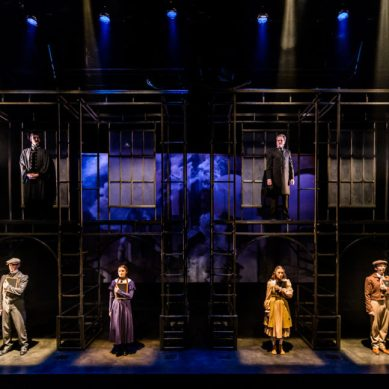 Review: HARD TIMES FOR THESE TIMES at Lookingglass Theatre Company