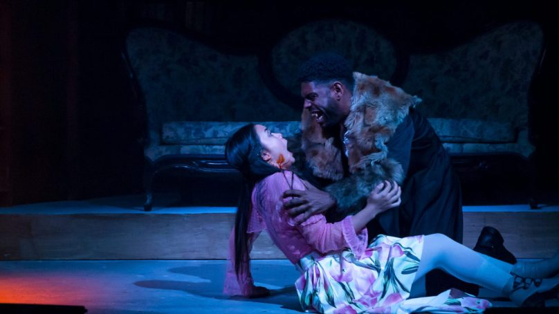 Review: DRACULA — The Hypocrites at Mercury Theater Chicago