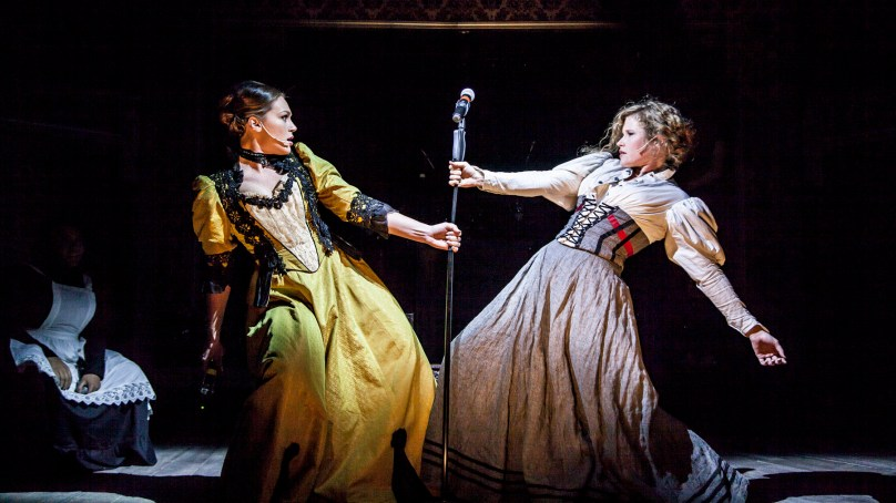 Review: LIZZIE at Firebrand Theatre