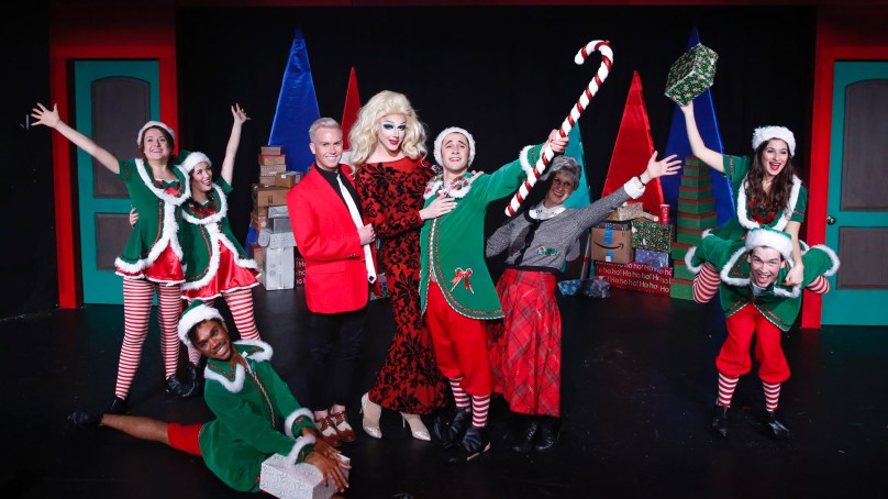 Review: BARNEY THE ELF at Other Theatre