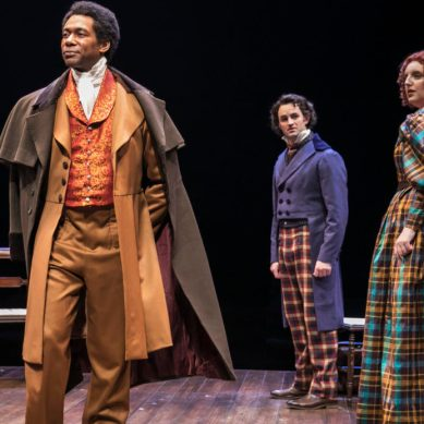 Review: RED VELVET at Chicago Shakespeare Theater