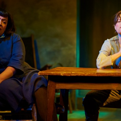 Review: HINTER at Steep Theatre