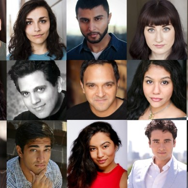 Cast and Design Team Announced for MERCHANT ON VENICE