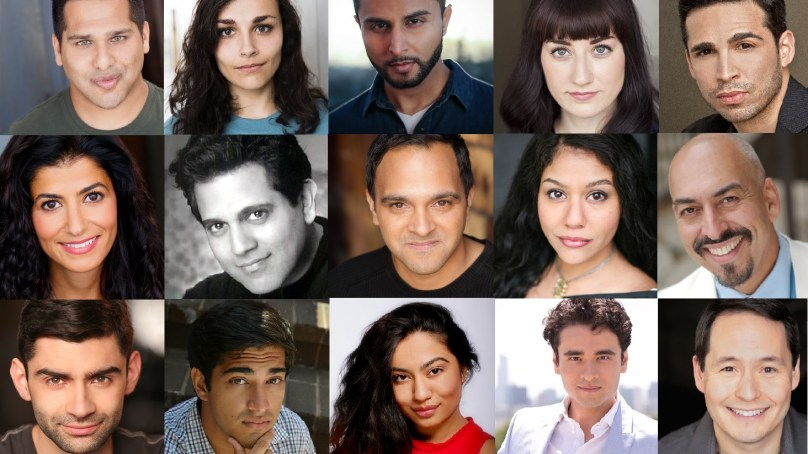 Cast and Design Team Announced for MERCHANT ON VENICE
