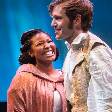 Review: A MIDSUMMER NIGHT'S DREAM at Chicago Shakespeare Theater