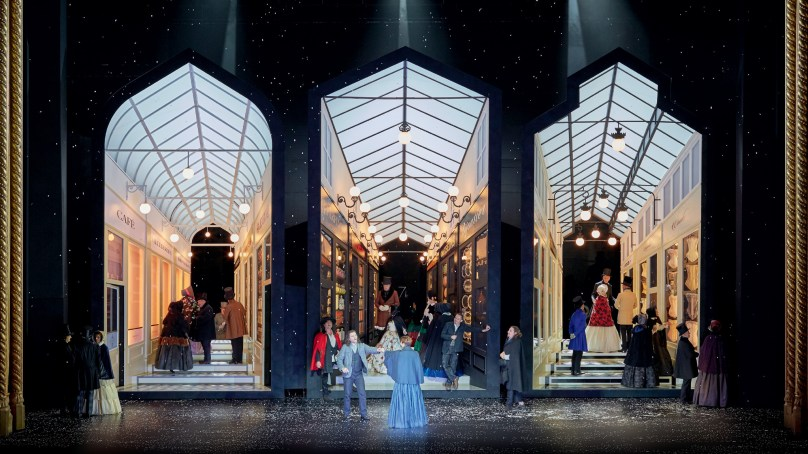Lyric Announces 18/19 Season, Including LA BOHÈME and WEST SIDE STORY