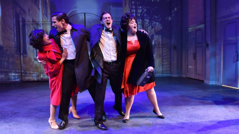 Review: MERRILY WE ROLL ALONG at Porchlight Music Theatre