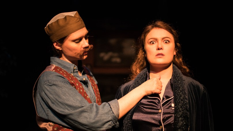 Review: SOME LIKE IT RED at The Plagiarists