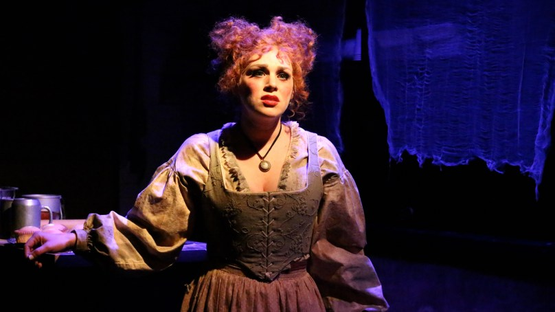 Review: SWEENEY TODD at Theo Ubique Cabaret Theatre