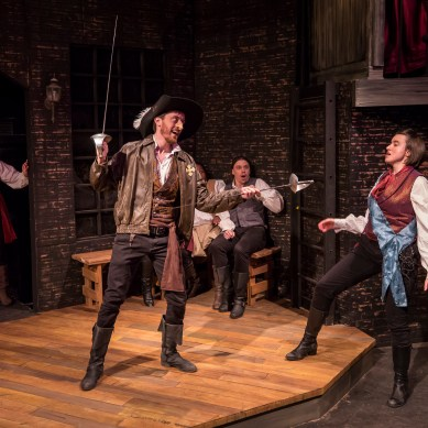 Review: CYRANO at BoHo Theatre