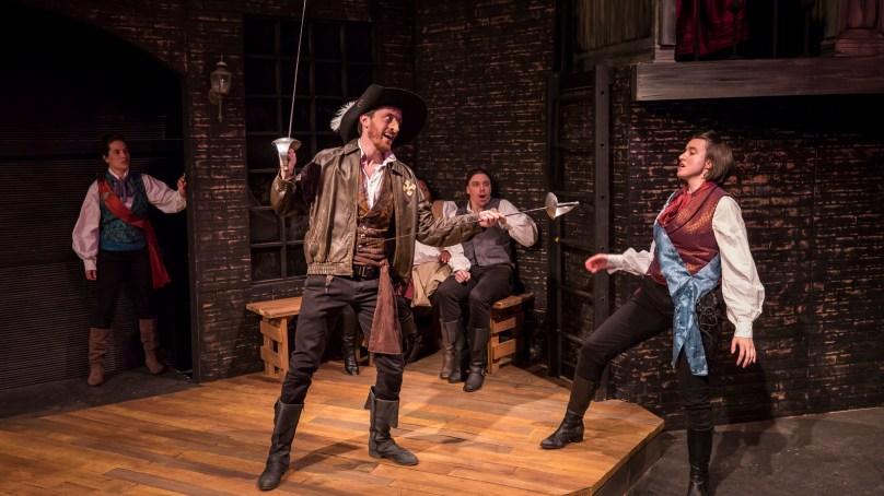 Review: CYRANO at BoHo Theatre