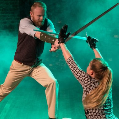 Review: SHE KILLS MONSTERS at Cuckoo's Theater Project
