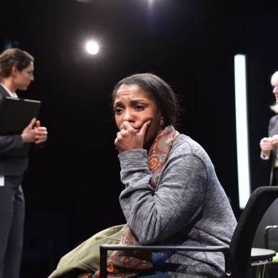 """Review: """"hang"""" at Remy Bumppo Theatre Company"""