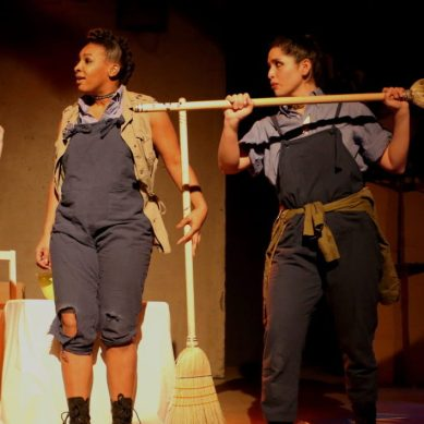 Review: SWEEP at Coffee & Whiskey Productions