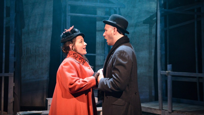 "Review: ""Burnham's Dream: The White City"" at Lost and Found Productions"