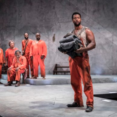 Review: FATHER COMES HOME FROM THE WARS (PARTS 1, 2, & 3) at Goodman Theatre