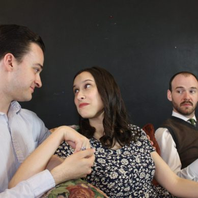 Review: THE GREEN BAY TREE at Pride Films and Plays