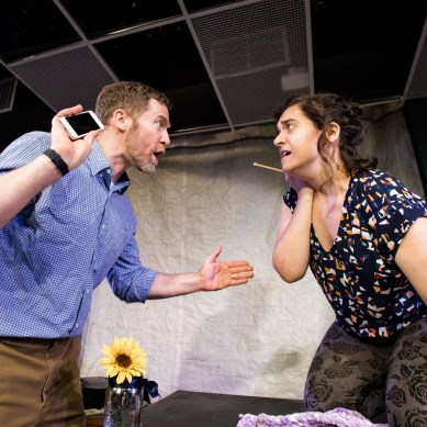Review: EMPTY THREATS at The Neo-Futurists