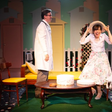 Review: BLISS (OR EMILY POST IS DEAD!) at Promethean Theatre Ensemble