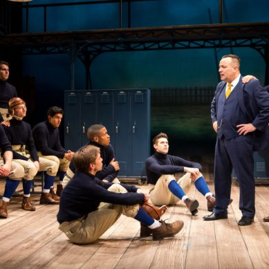 Review: SOMETHING IN THE GAME at Northwestern's American Music Theatre Project