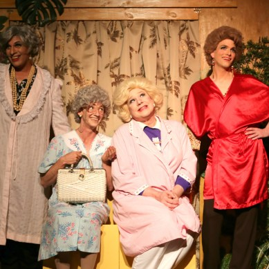 Review: THE GOLDEN GIRLS, VOL. 2: THE LOST EPISODES at Hell In A Handbag