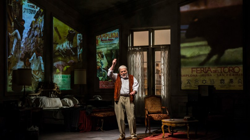 Review: PAMPLONA at Goodman Theatre