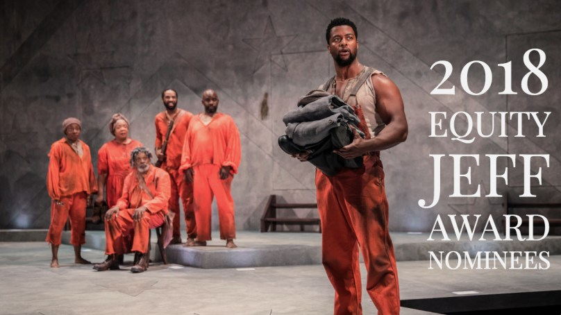 50th Equity Jeff Award Nominations Announced, New Director and Ensemble Categories Added