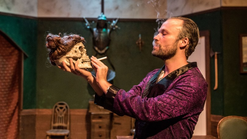 Review: NIGHTMARES & NIGHTCAPS: THE STORIES OF JOHN COLLIER at Black Button Eyes Productions