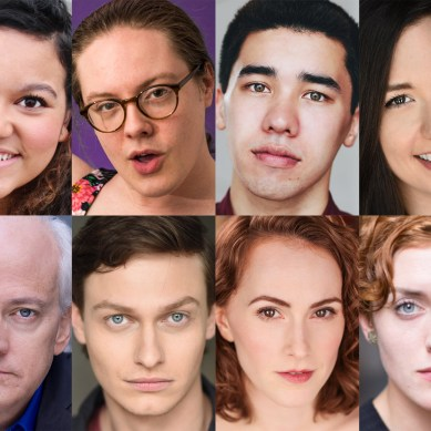Cast and Production Tean Announced for SCRAPS