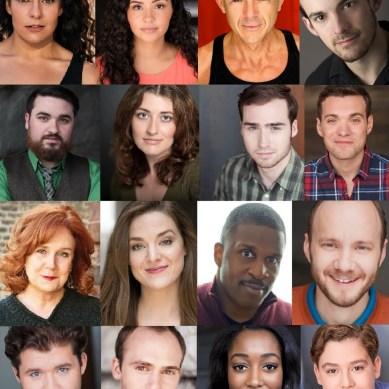 Theo Ubique Announces FULL MONTY Cast and Design Team