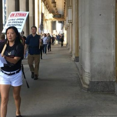 Lyric Opera and Musicians End Strike with Multi-Year Deal