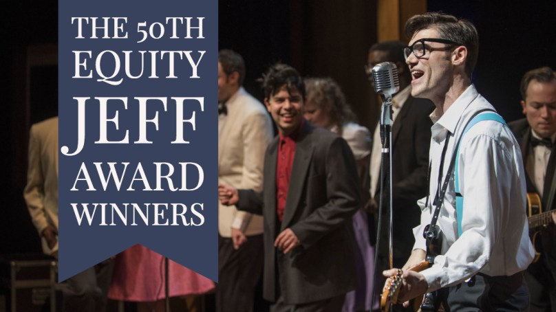 The 50th Equity Jeff Award Winners