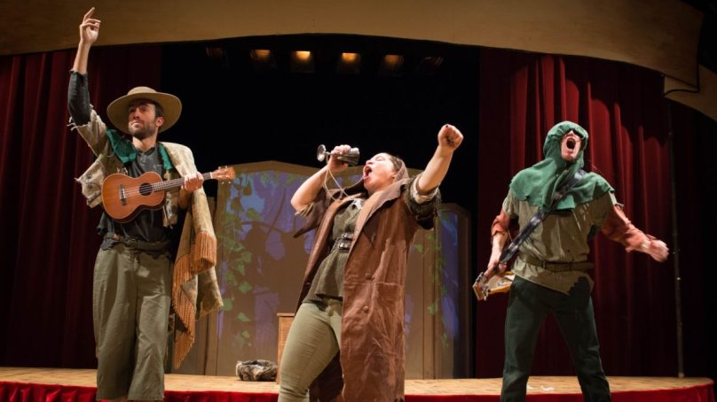 Review: THE ADVENTURES OF ROBIN HOOD at Adventure Stage Chicago