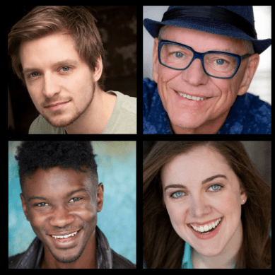 Chicago Theatre Workshop Launches Developmental Lab Series with IDIOT ACTOR SYNDROME