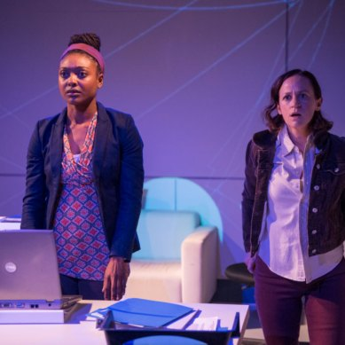 Review | SCIENTIFIC METHOD at Rivendell Theatre Ensemble