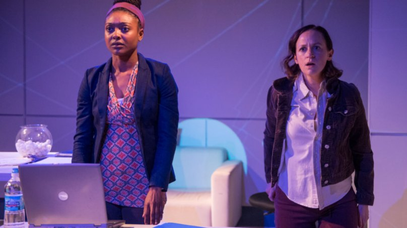 Review | SCIENTIFIC METHOD at Rivendell Theatre Ensemble