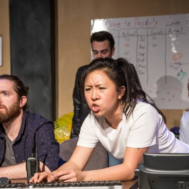 Review | PLAINCLOTHES at Broken Nose Theatre