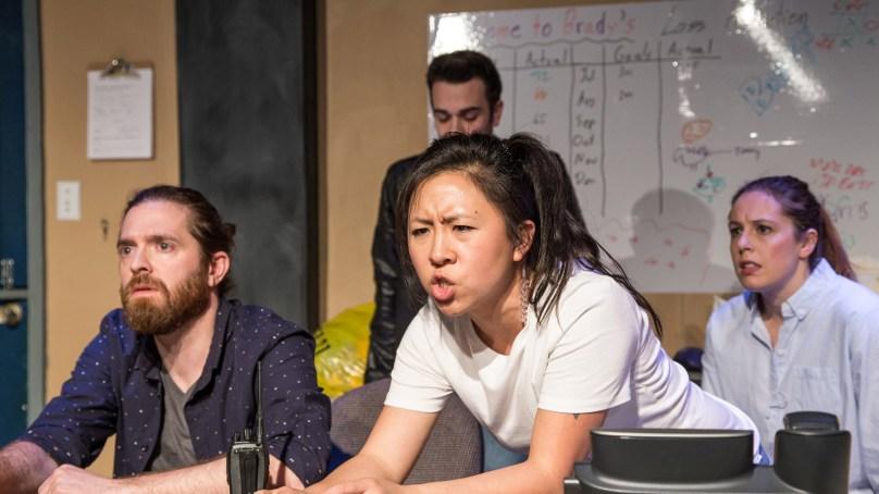 Review | PLAINCLOTHES at Broken Nose Theatre