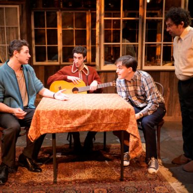 Review | THE ELDER SON at Bluebird Arts