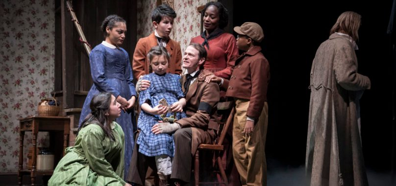 Goodman Invests in the Next Generation of Artists with CHRISTMAS CAROL