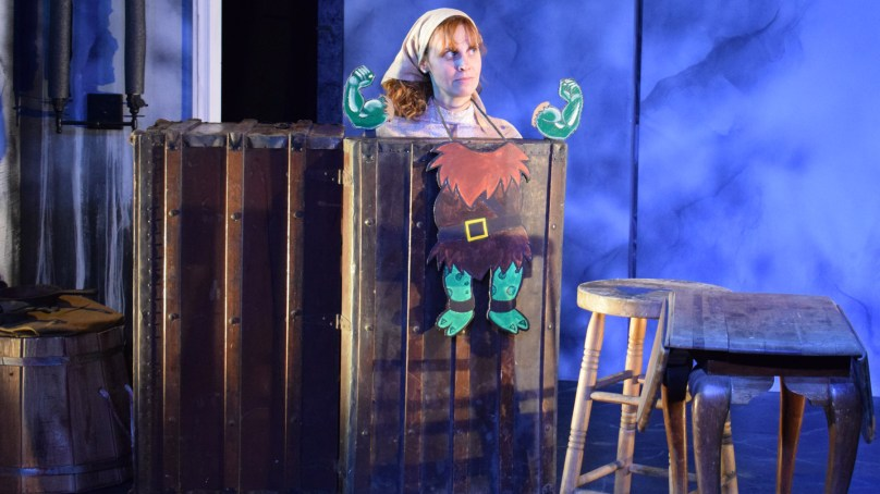 Review | HERSHEL AND THE HANNUKAH GOBLINS at Strawdog Theatre Company