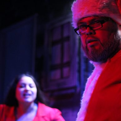 Review | THE TRUTH ABOUT SANTA at Intrinsic Theatre Company