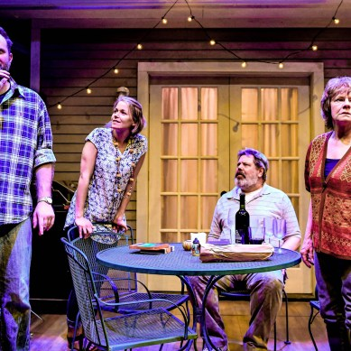 Review: Shatterd Globe and Theater Wit's THE REALISTIC JONESES