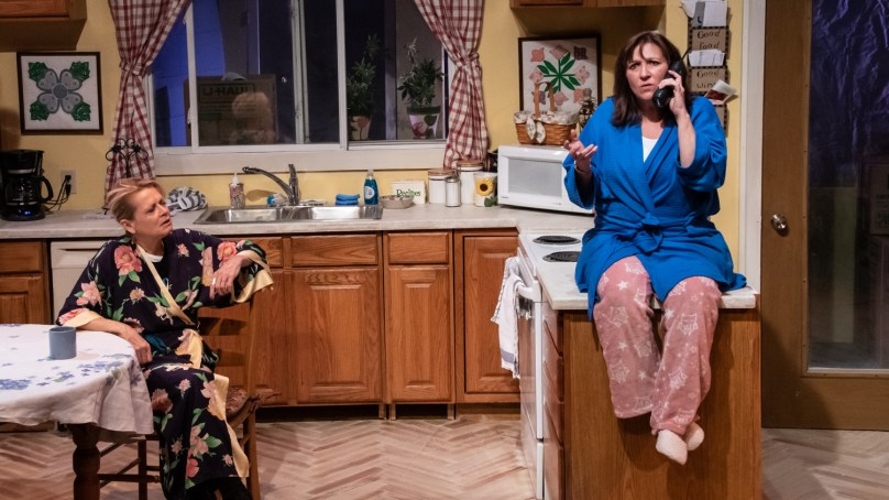 Review | THE ROOMMATE at Citadel Theatre