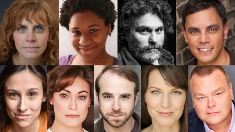 Strawdog Announces Cast and Designers for TAKE ME